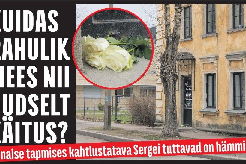 Narva ilusalongis abikaasa mõrvanud mehele mõisteti 18aastane vangistus