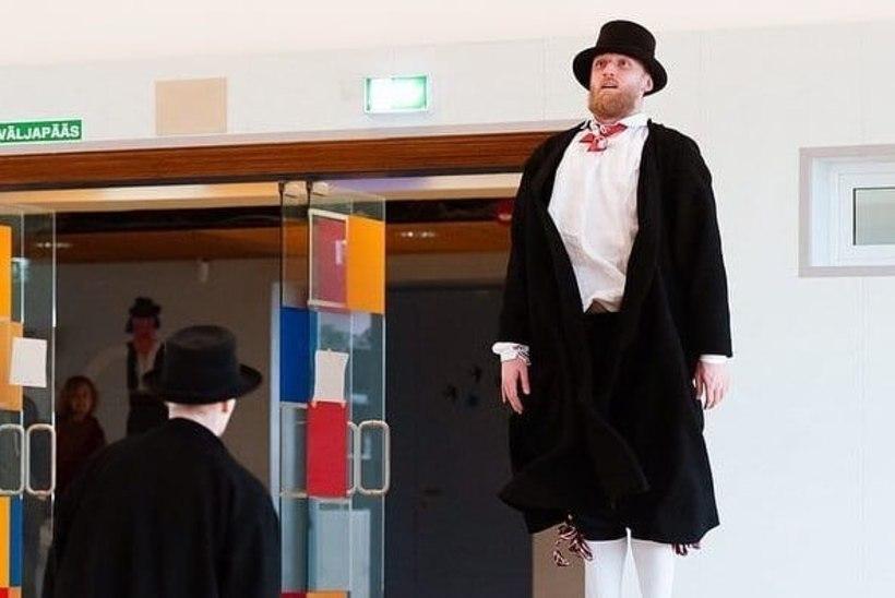 NAER ON TERVISEKS! Eesti tantsurahvale on valminud ülinaljakad meemid