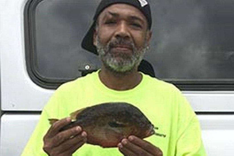 Mees lõi 900grammise uimelisega võimsa kalapüügirekordi
