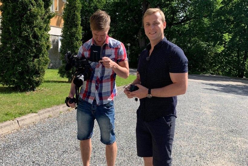 Jaanus Koort: tahan olla rahvamees, keda teretavad nii mehed poe ees kui ka pintsakus härrad