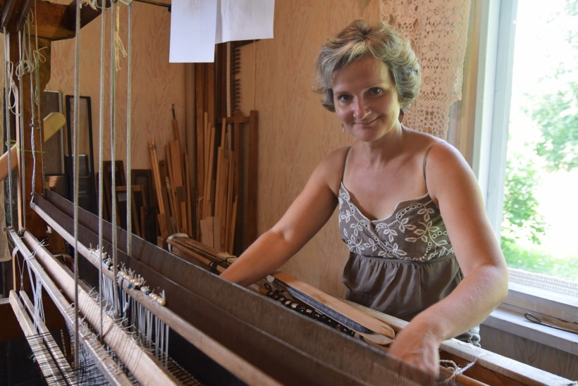 KÜLAS EESTI TALUDES | Lapsepõlveunistusest sündis käsitöötalu: oluline on unikaalsus ja teistest eristumine