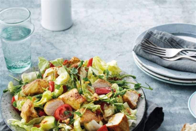 SOOJAD SALATID JAHEDASSE SUVESSE! Kolm lollikindlat nippi, kuidas segada kokku parim salat! (+ retseptid!)