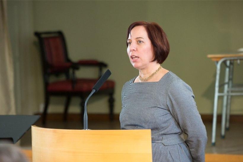 Mailis Reps: Eestile pole kohane ENPAst lahkumist arutada