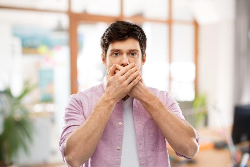 KEHA HAISEB VASTIKULT? 4 kahtlast haisu, mida ei tohi tähelepanuta jätta