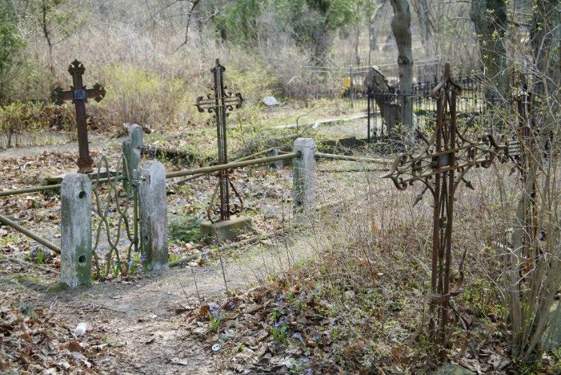 Pirita kalmistult on hauaristid kadunud