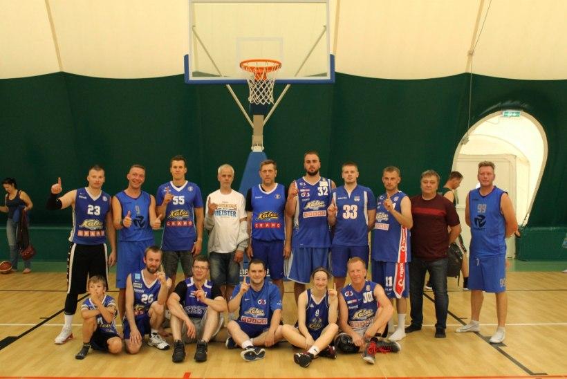 Eestis korraldati ajalooliselt vinge turniir, kuid võidu napsasid ikkagi lätlased
