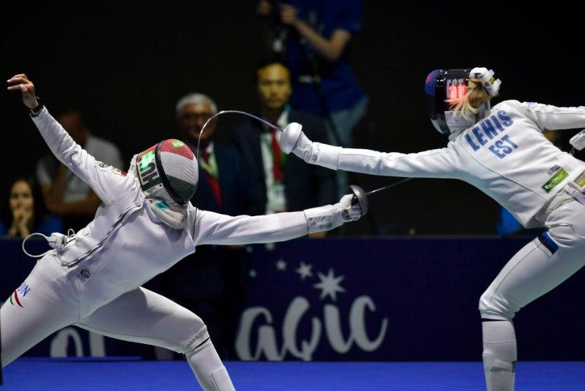 Venemaale kaotanud epeenaiskond jäi MMil medalimängust välja