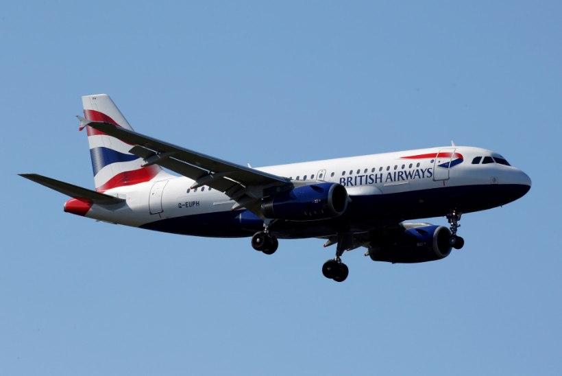 TERRORIOHT: British Airways katkestas nädalaks lennud Kairosse