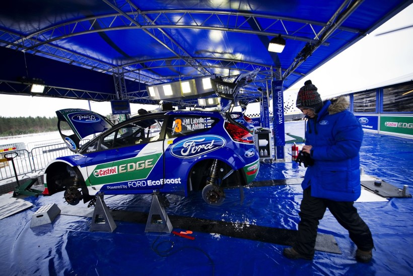TAGASITULEK? Ford plaanib WRCsse naasta, kuid hübriidautoga