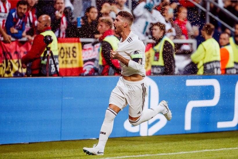 Madridi Reali superstaar lootis seadusest kõrvale hiilida, kuid peab tagantjärele kenasti kukrut kergitama