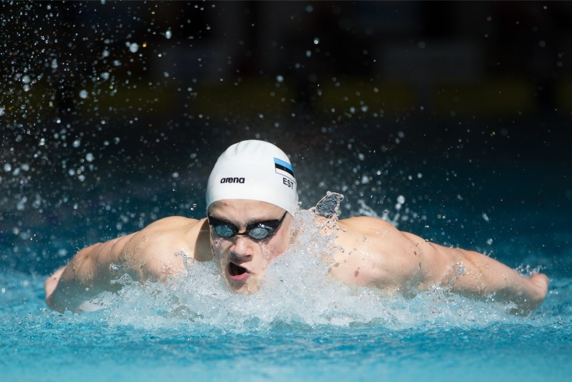 MMil Eesti rekordi ujunud Zaitsev: ma ei uskunud, mida tablool nägin