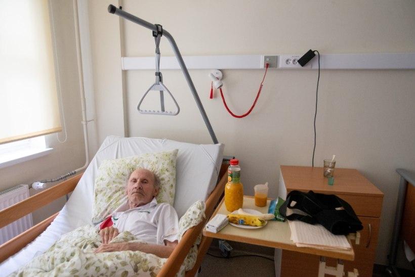 Juhtkiri | Kes hooliks hooldekodu asukatest?