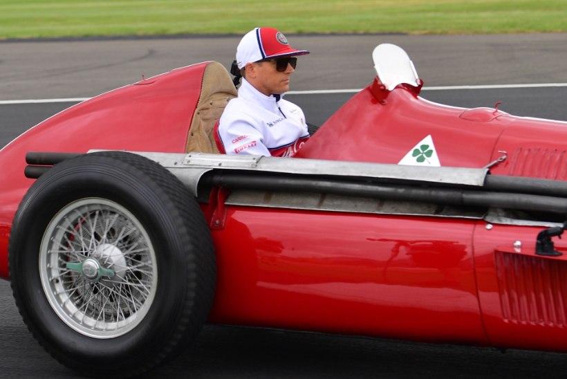 OOTAMATU! Kas Kimi Räikkönen läheb taas Ferrarit päästma?