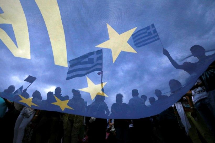 Kreeka asub makse langetama