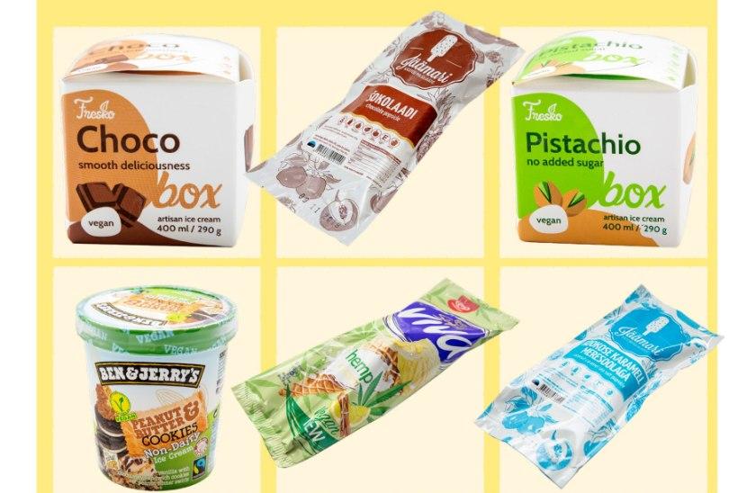 NAISTELEHT TESTIB | Kas taimne jäätis sünnib süüa?