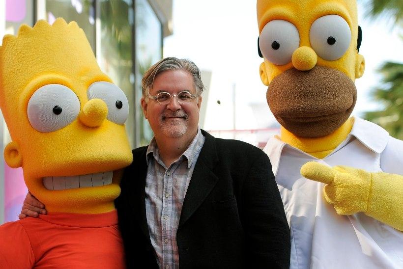 """Matt Groening kinnitab, et """"Simpsonite"""" film saab järje"""