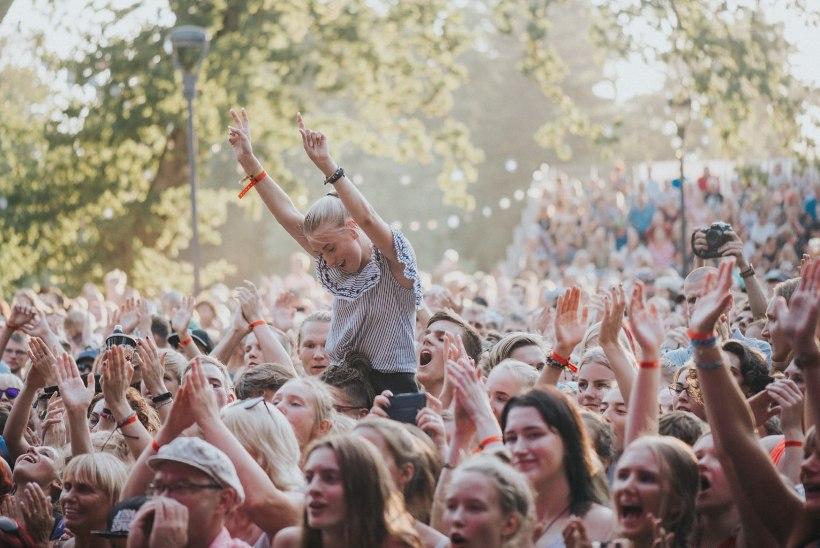 Viljandi pärimusmuusika festival meelitab kohale ligi 25 000 külastajat!