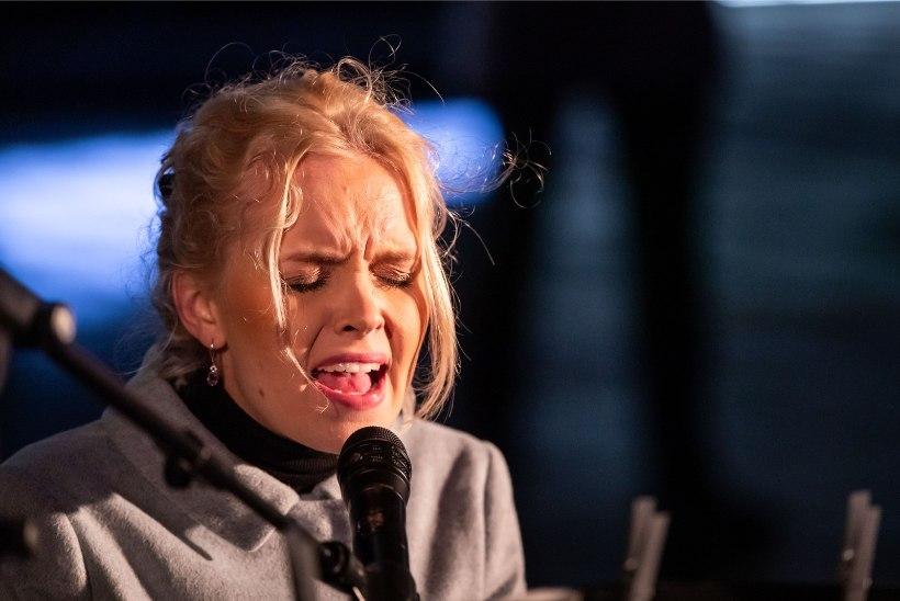KUULA   Jaak Madisoni lauljast elukaaslane Merit avaldas suvise kantriloo