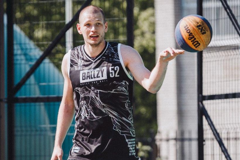 Korvpallur Joonas Järveläinen tunnistab: Inglismaal mängides astusin kahjuks kaks aastat järjest sama reha otsa