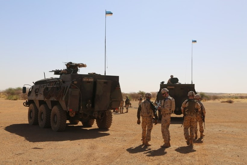 VIDEO | Terroristid ründasid Malis sõjaväebaasi, viis Eesti sõdurit sai vigastada