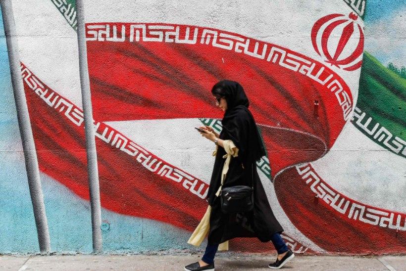 PINGED LÄHIS-IDAS EI LÕPE: Iraan väidab, et nabis kinni 17 CIA agenti ja plaanib mõned neist surmata