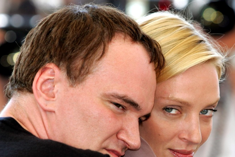 "Quentin Tarantino tahab Uma Thurmaniga kolmanda ""Kill Billi"" filmi teha"