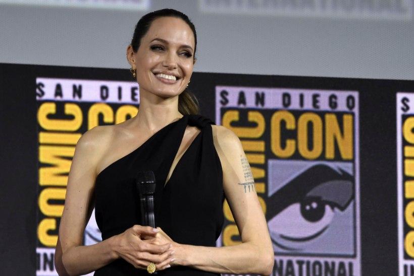 Marveli uutes filmides säravad Jolie, Portman ja Johansson