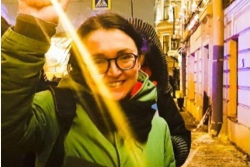 Peterburis tapeti seksuaalvähemuste õiguste eest võidelnud Jelena Grigorjeva
