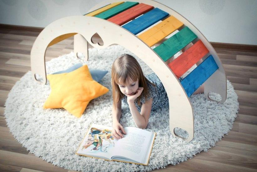 8 nippi, kuidas kujundada loominguline lastetuba