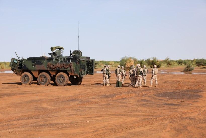 GALERII | Vaata, milline on Eesti sõdurite igapäevaelu Malis