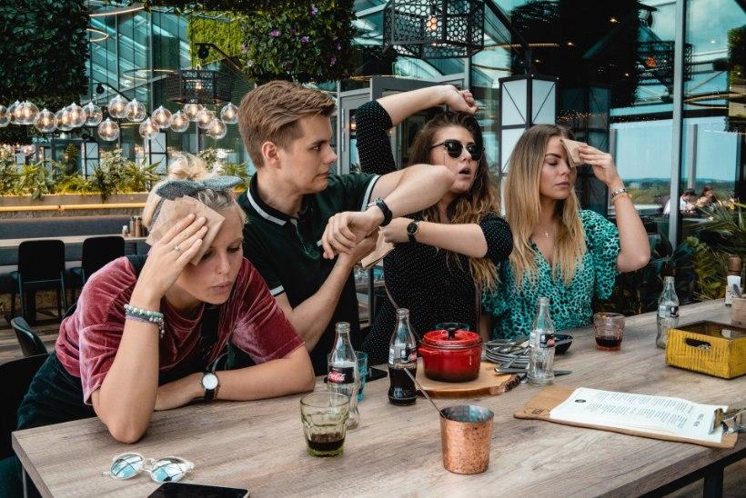 Toidugurmaanide grupp Näljane Nelik selgitab välja: millised on Tallinna parimad pelmeenid?