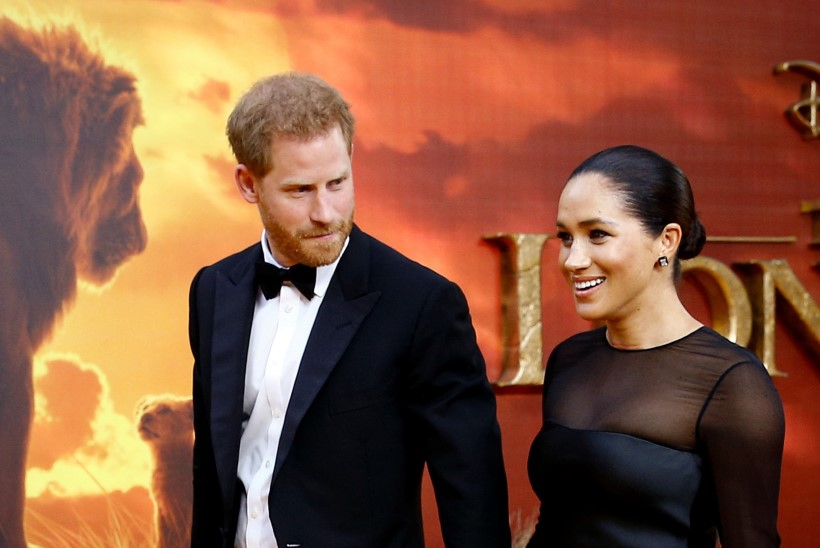 Harry ja Meghani sünnipäevaõnnitlus solvas prints George'i?