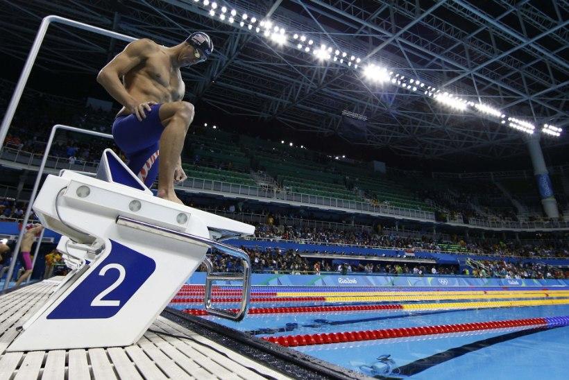 Miks lähevad sportlased vaimselt katki?
