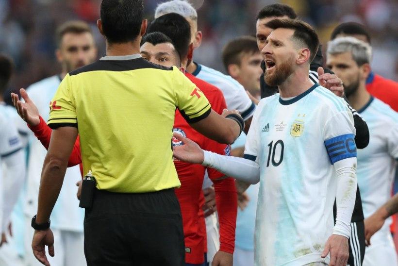 Lionel Messile määrati rahatrahv ja mängukeeld, kuid karmim osa karistusest ootab alles ees