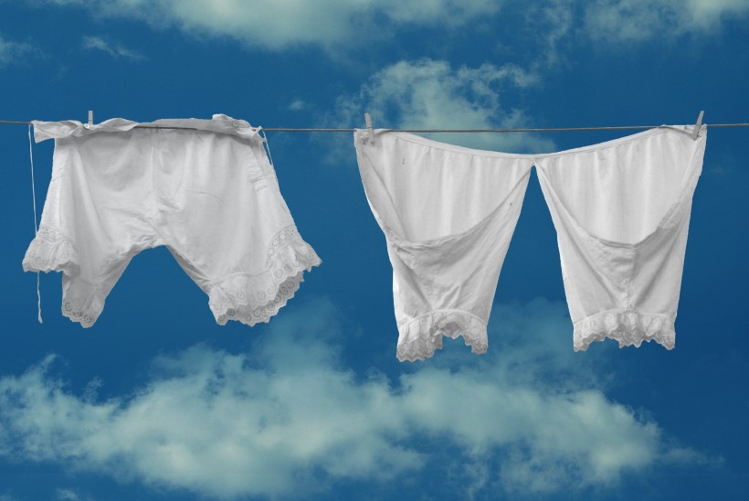 5 vastikut tervisehäda, mis sind tabavad, kui sa ei vaheta iga päev aluspükse