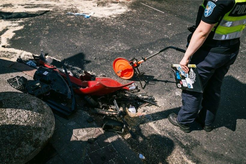Eestlased on liiklusõnnetuse korral agaramad aitajad kui lõunanaabrid