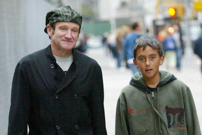 Robin Williamsi poeg pidas isa sünniaastapäeval pulmi
