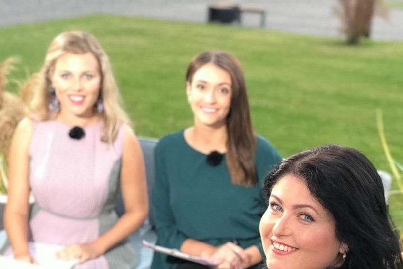 LIHTSALT MARIA BLOGI | VLOG. Kuidas ma TV3 otse-eetris käisin!