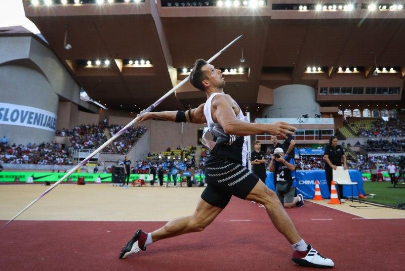 VÄGEV! Magnus Kirt võttis Soomes hea tulemusega kaheksanda järjestikuse võidu