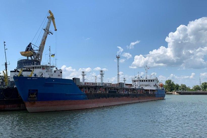 VIDEO | Ukraina julgeolekuteenistus pidas kinni Vene tanklaeva, hiljem meeskond vabastati