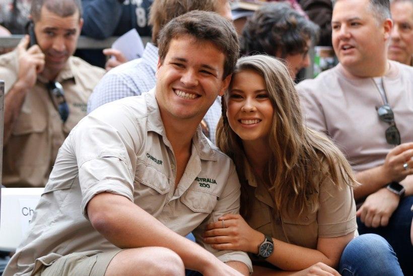 Krokodillikütt Steve Irwini tütar kihlus oma 21. sünnipäeval