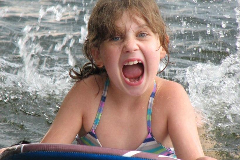 ŠOKK JA VERI: haug hammustas järves ujunud last