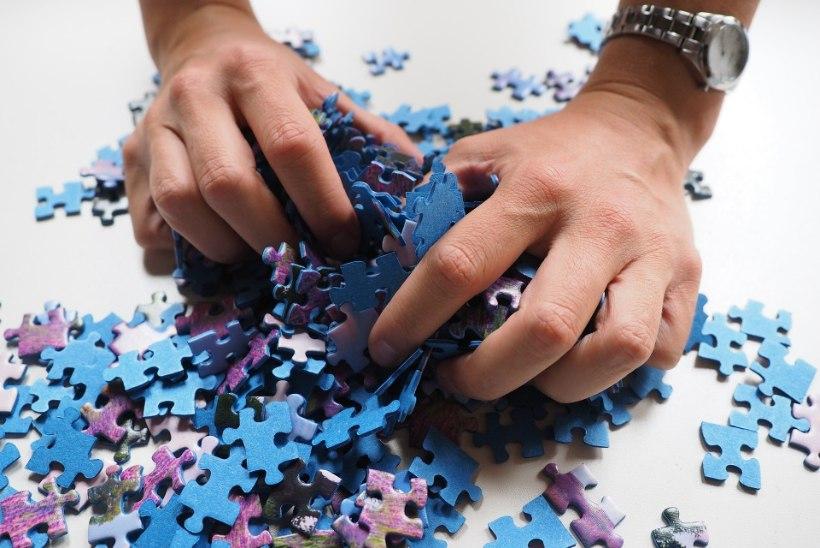 AVESTA 31. juuli | Kasulik on mängida loogikat nõudvaid mänge või lahendada loogilisi ülesandeid