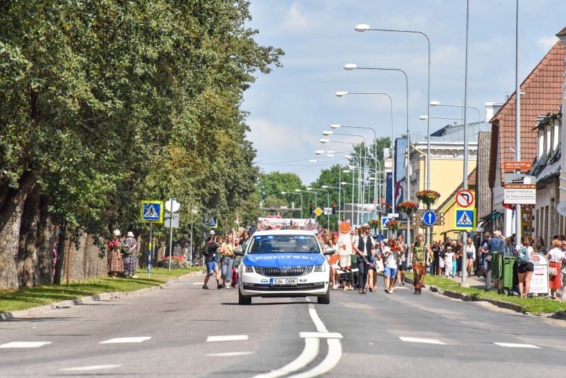 GALERII | Viljandi tervitab taas tuhandeid folgisõpru