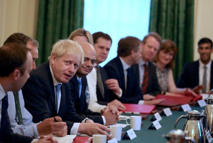 Brexit kogub värsket verd uue peaministri värskest kabinetist