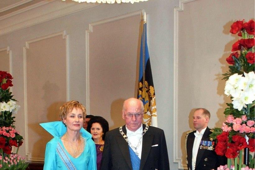 KURIOOSUM! President Meri fantoommaja sai võluväel ametlikuks