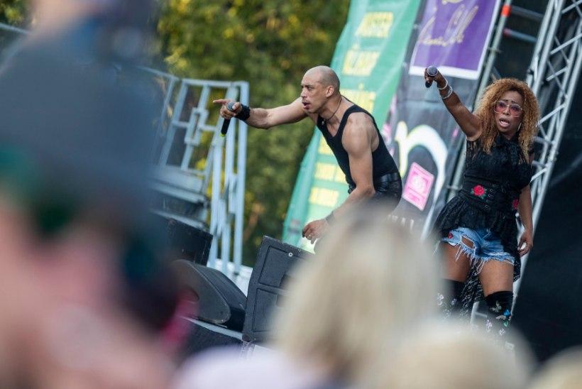 GALERII | Muusikafestivali We Love The 90s esimesel päeval astus lavale legendaarne duo Krieger-Müürsepp