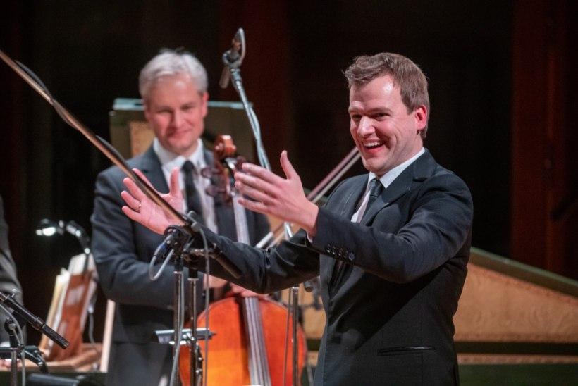 Dirigent Risto Joost: kunst on kui metslooma taltsutamine