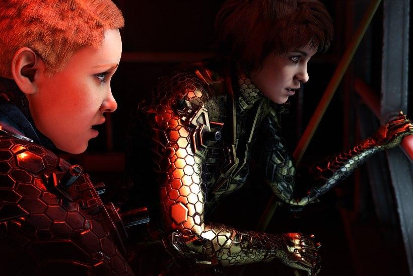 NATSID, TISSID JA KUNINGLIK LIIN: täna ilmus kolm suurt videomängu