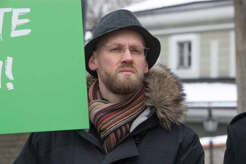 Varro Vooglaid: advokaatidest väljapressijad tuleb korrale kutsuda